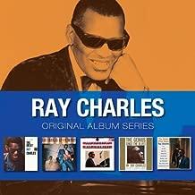 CHARLES, RAY - ORIGINAL ALBUM SERIES : 5CD SET by Ray Charles (2012) Audio CD