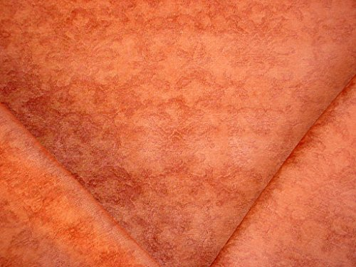 Chenille Floral Damask Fabric - 8