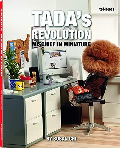 TADA's Revolution - Mischief in Miniature. Eine Sammlung von Fotogeschichten, die handgemachte Tierpuppen in vierlfältigen Abenteuern zeigt (Englisch) - 15x19 cm, 128 Seiten