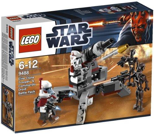 Lego Star Wars 9488 ARC Trooper & Commando Droid Battle Pack