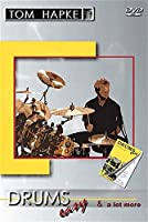 Hapke Tom Drums Easy & a Lot More Double [DVD]