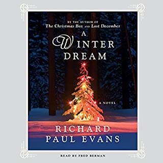 A Winter Dream audiobook cover art