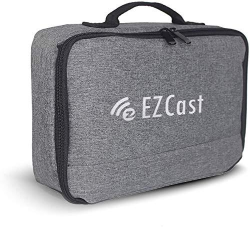 EZCast Beamer Tasche für EZCast V3 Beamer, H3 Beamer, 34cm x 21cm x 10cm, 300g, Grau