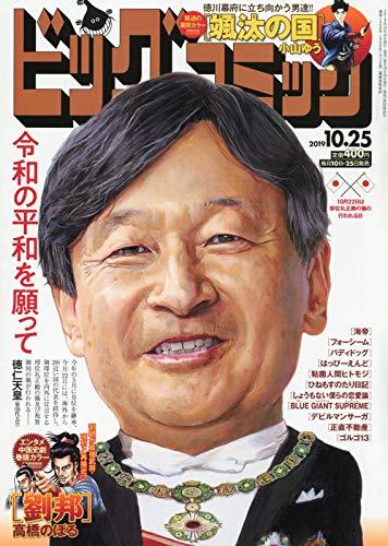 ビッグコミック 2019年 10/25 号 [雑誌]