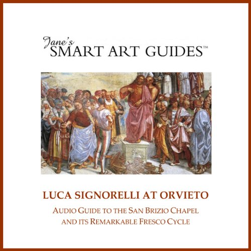 Luca Signorelli at Orvieto audiobook cover art