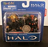 Exclusive Halo Minimates Wave 5 - Regret and Chief