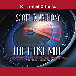 The First Mile cover art