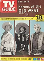 TV Guide Heroes of the Old West Volume 1 ~ 18 Episodes on 3 Dvds