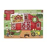 Melissa & Doug- Around The Farm Sound Puzzle (42800)