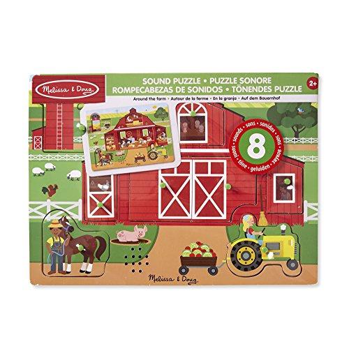 Melissa & Doug- Around The Farm Sound...