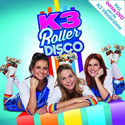 k3 roller disco cd kruidvat
