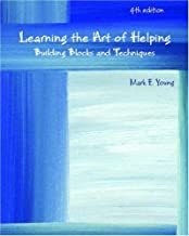 Best learning the art of helping 4th edition Reviews