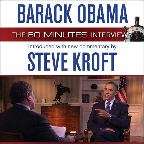 Barack Obama: The 60 Minutes Interviews cover art