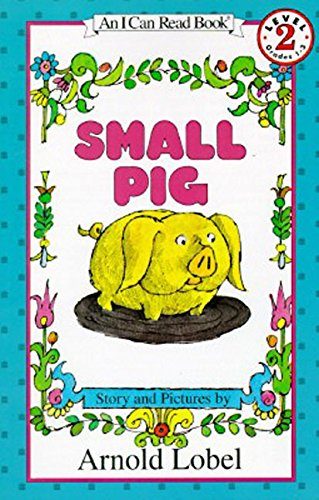 Small Pig (I Can Read Level 2)の詳細を見る