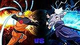 Flbyqv Diamante Pintura DIY 5D,Rompecabezas de Naruto Anime para niños Diamond...
