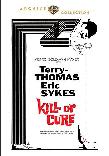 Kill Or Cure [Mono] [DVD-AUDIO]
