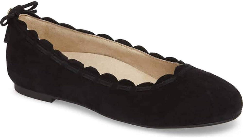 Soireelady Women's Slingback Low Heel Pumps shoes Pointed Toe Ankle Strap 2cm Block Heel Summer Pumps Black US10