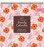 Posh 17-Month 2020-2021 Family Wall Calendar