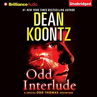 Odd Interlude audiobook cover art