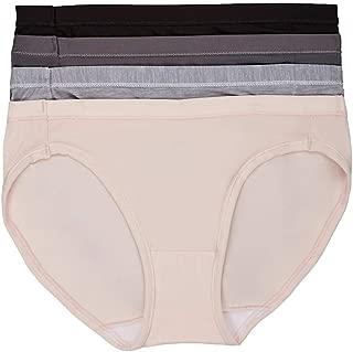 Hanes Cool Comfort Microfiber Bikini 4-Pack