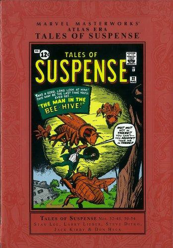 Marvel Masterworks: Atlas Era Tales of Suspense - Volume 4