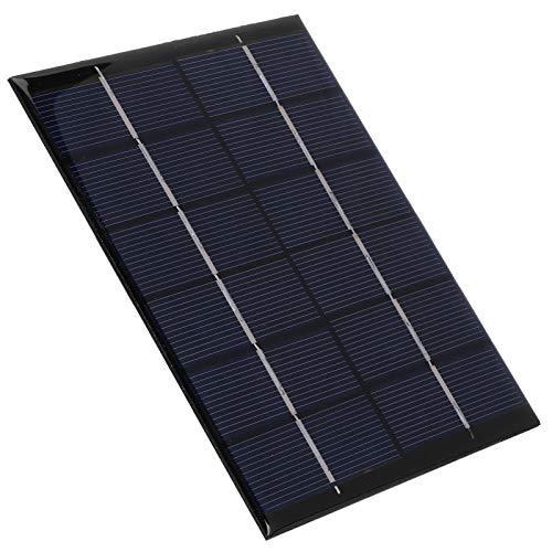 Panel solar, cargador solar de ahorro de energía para la familia para luces solares Manualidades solares Bombas de agua solares en miniatura