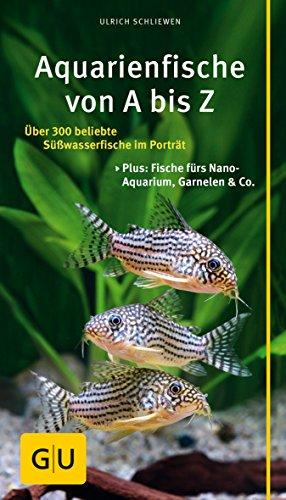 Kompass: Aquarienfische gelb 12 x 3,5 cm: Über 300 beliebte Süßwasserfische im Porträt. Plus: Fische fürs Nano-Aquarium, Garnelen & Co. (GU Der große Kompass)