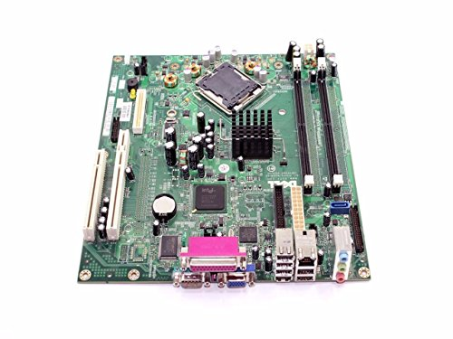 Dell Optiplex GX250DDR2SDRAM 2Memory Slots 6USB-Ports Intel LGA775/Sockel T cn-0X G3120X G312X7841pj479UG982MD573RJ290