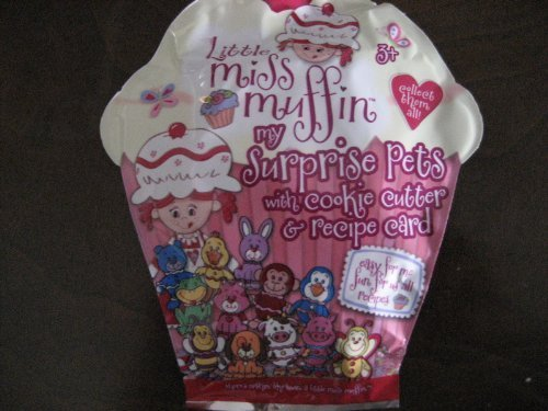 Little Miss Muffin Little Miss Vanilla Jay Franco /& Sons 85217