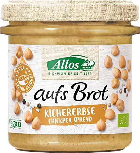Allos Bio aufs Brot Kichererbse (2 x 140 gr)