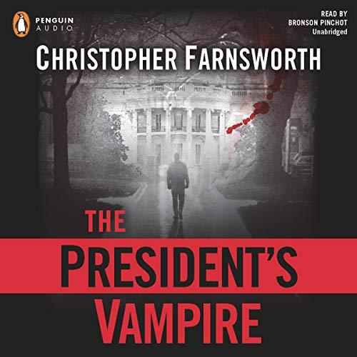 The President's Vampire cover art