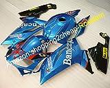 Piezas Del Kit Del Mercado De Accesorios De la Motocicleta Para Aprilia RS125 06 07 08 09 10 11 RS 125 2006-2011 Kits De Cuerpo Carenado ABS ABS S R 125 (Moldeado Por Inyección)