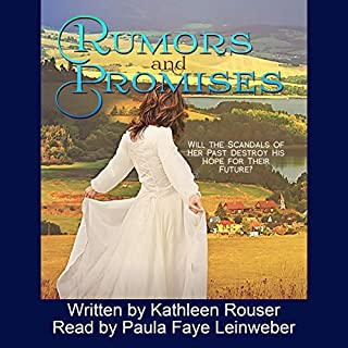 Rumors and Promises audiobook cover art
