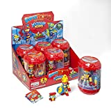 SUPERTHINGS - Colección Completa de los Kazoom Kids, esta caja contiene 6 Kazoom...