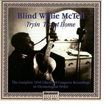 Blind Willie McTell 1940