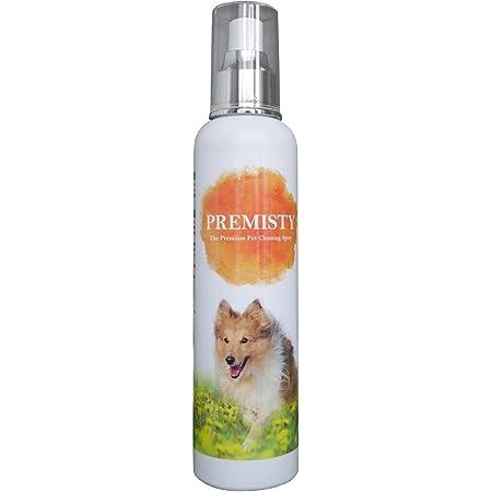 プレミスティーSTD 250ml 犬 猫 クレンジング 取説付き ドライシャンプー 洗い流さない シャンプー 口周り からだ おしり クリーナー