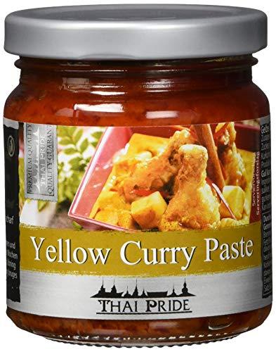 Thai Pride Currypaste, gelb (1 x 195 g)