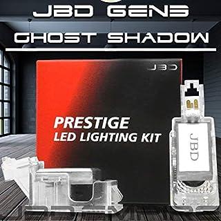 JBD Gen3 Ghost Shadow LED Projector Light Door Logo for TLX RLX MDX TL ZDX RDX (A Style)… (RLX)