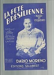 La fête brésilienne (baiâo do coqueiro) tiré du film Samba Fantastico - Dario Moreno