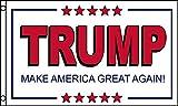 AZ FLAG Flagge USA Donald Trump 2016 150x90cm - VEREINIGTEN Staaten VON Amerika Fahne 90 x 150 cm - flaggen Top Qualität