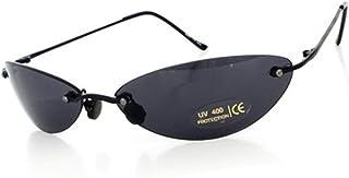 33d50d4f63 Matrix Morpheus Sunglasses men 13.9 g Ultralight Rimless