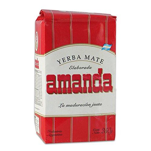 AMANDA Té Yerba Mate Tradicional 250g