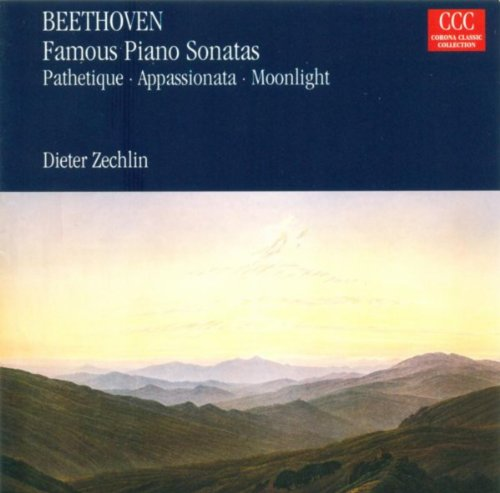 Beethoven, L. Van: Piano Sonatas - Nos. 8, 14, 23 (Zechlin)