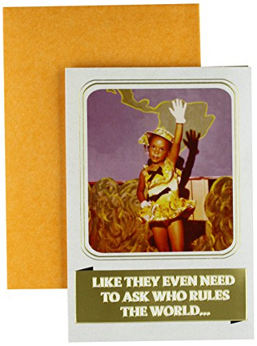 Hallmark Mahogany Birthday Greeting Card (Keep Doing Your Fabulous, Girl!)