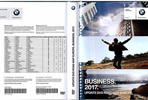 BMW Navi DVD 2017 Europa Business Map 3er E90 E91 1er E81 E84 E60 E61 SA606 Teile Nr. 65902448570