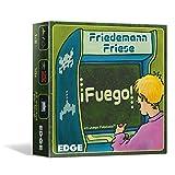 Edge Entertainment-¡Fuego-Juego de Mesa-Español, Color (EE2FFZ01)