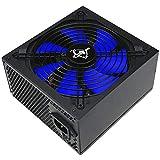 Yeyian Thunder Serie 650 Unidad de - Fuente de alimentación (650 W, 100-240 V, 50-60 Hz, Activo, 120 W, 480 W)