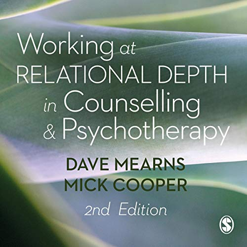 Working at Relational Depth in Counselling and Psychotherapy Titelbild