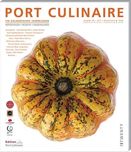 PORT CULINAIRE TWENTY: Ein kulinarischer Sammelband - Nr. 20