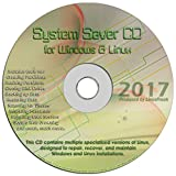 System Saver CD for Windows and Linux - Repair Windows and Restore lost Data!